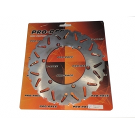 BRAKE DISC WAVE PRO RACE REAR FOR KAWASAKI KLE 400 - 500 , KLR 650
