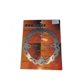 BRAKE DISC WAVE PRO RACE REAR FOR HONDA XRV 750 AFRICA TWIN , VARADERO 1000