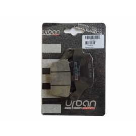BRAKE PADS MOTO BRAKING FOR HONDA NC 700 S/Χ 2012-2013 (REAR)