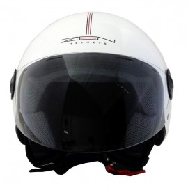 HELMET ZEN ZN - 101 OPEN WHITE