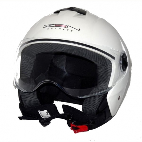 HELMET ZEN ZN - 107 OPEN WHITE