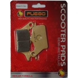 BRAKE PADS MOTO FUEGO FOR HONDA WAVE 110