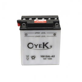 BATTERY MOTO OYEK YB12AL-A FOR APRILIA