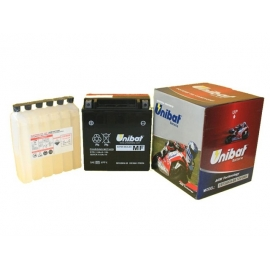 BATTERY MOTO UNIBAT YBTX20CH-BS FOR HONDA XL V 1000 VARADERO