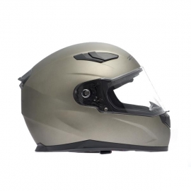 HELMET ZEN ZN-205 - WHITE - BLACK - RED
