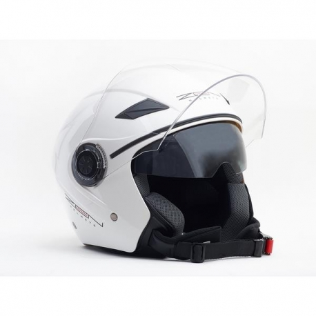 HELMET ZEN ZN-105 OPEN WHITE