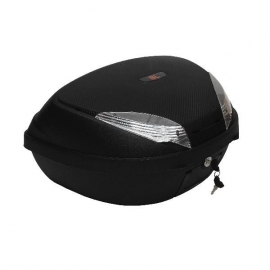 MOTORCYCLE TOP CASE BL-066 CARBON 52 lt