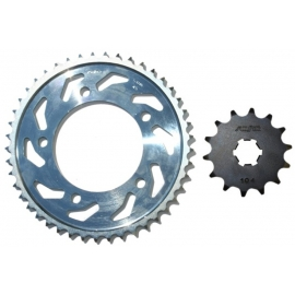 SUNSTAR SPROCKET KIT FOR HONDA CBF N 600 - CBF S 600 ABS