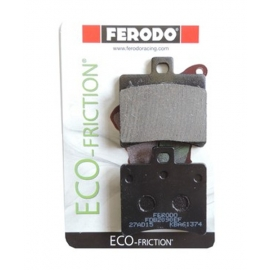 BRAKE PADS FERODO FOR APRILIA SCARABEO 500 / SCARABEO ie LIGHT 500 cc (REAR)