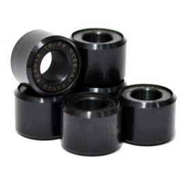 SET VARIATOR ROLLERS BANDO 20,9X17 10.7 gr (6 PCS) FOR APRILIA ATLANTIC, SCARABEO, SPORTCITY 200