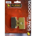 SCOOTER BRAKE PADS FUEGO FOR SYM MIO 50