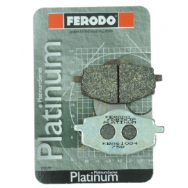 BRAKE PADS FERODO FDB383P PLATINUM FOR YAMAHA
