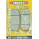 FERODO MAXI SCOOTER BRAKE PADS FDB570SM SINTER FOR BMW C 600 / C 650