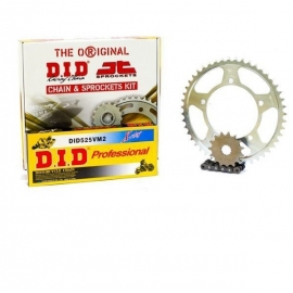 CHAIN AND SPROCKET KIT ΜΟΤΟ DID-JT FOR HONDA XRV 750 AFRICA TWIN 1993 - 2003