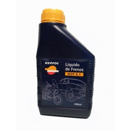 REPSOL BRAKE FLUID DOT 5.1 500ml