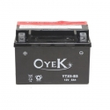 BATTERY ΜΟΤΟ OYEK CLOSED TYPE YTX9-BS