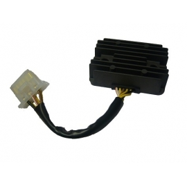 REGULATOR RECTIFIER FOR KAWASAKI KLE 500 - EX / R NINJA 250 1 PLUG 6 WIRES, SUN (JAPAN)